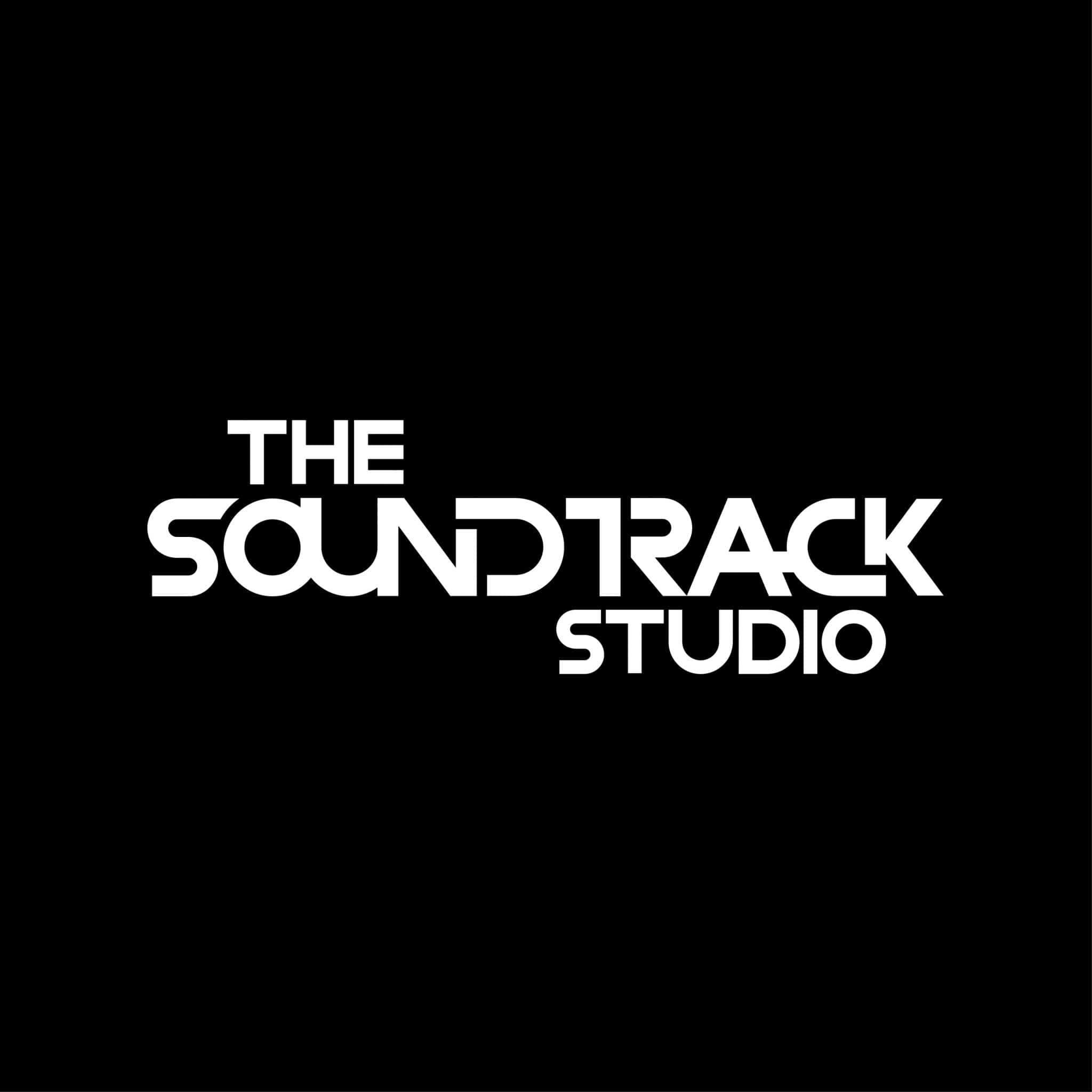 Logo SoundTrack Studio Vierkant